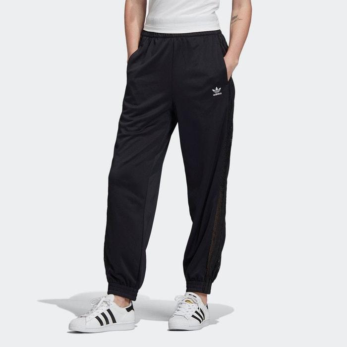 Pantalon de survêtement lace noir Adidas Originals | La Redoute