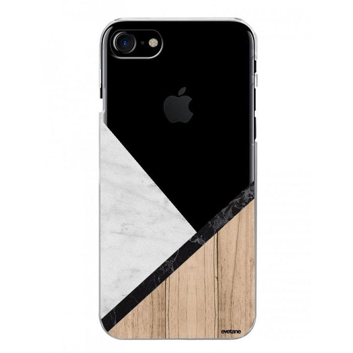 coque iphone 7 marbre rigide