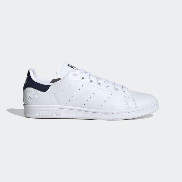 Baskets stan smith vegan blanc Adidas Originals   La Redoute