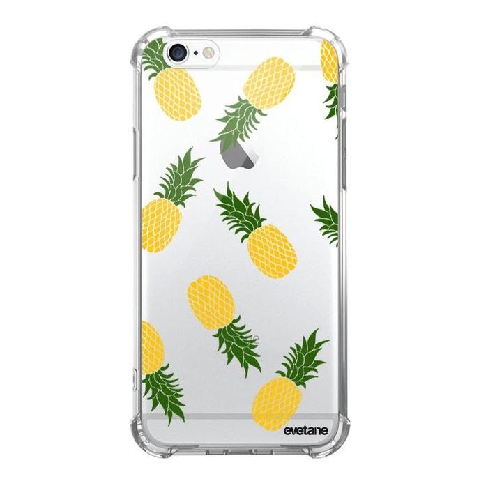 Coque iphone 6/6s silicone anti-choc souple avec angles renforcés ...