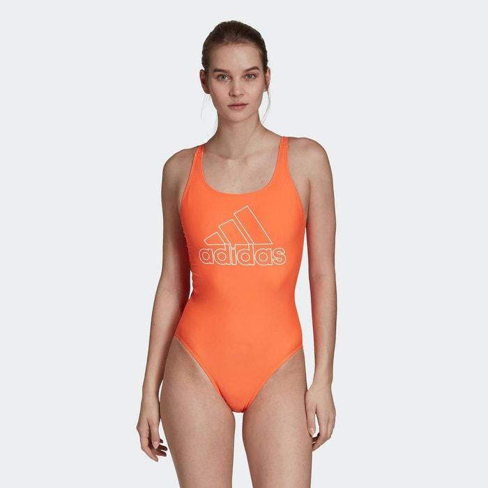 maillot de bain adidas orange