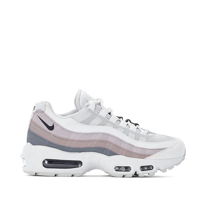 Sapatilhas air max 95 branco Nike   La Redoute