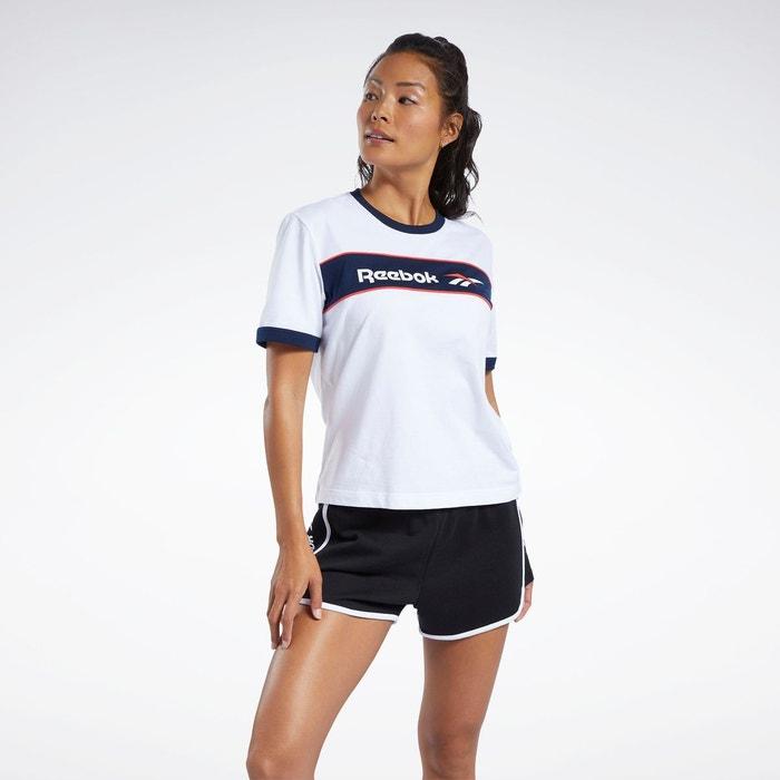 T shirt sport classics blanc Reebok Classics | La Redoute