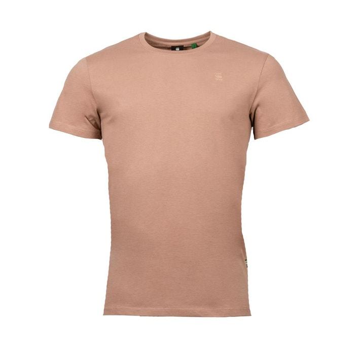 Tee shirt coton col rond Base