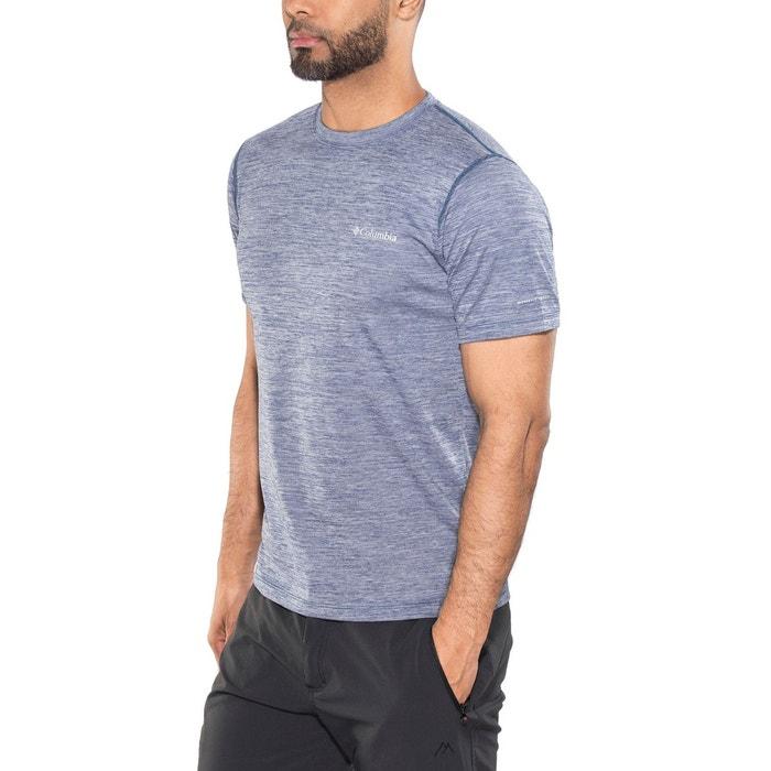 Zero rules t shirt manches courtes homme bleu bleu