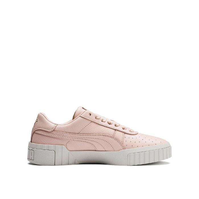 Baskets cali fashion emboss wn's rose Puma | La Redoute