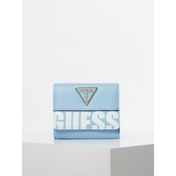 Mini portefeuille narita logo Guess | La Redoute