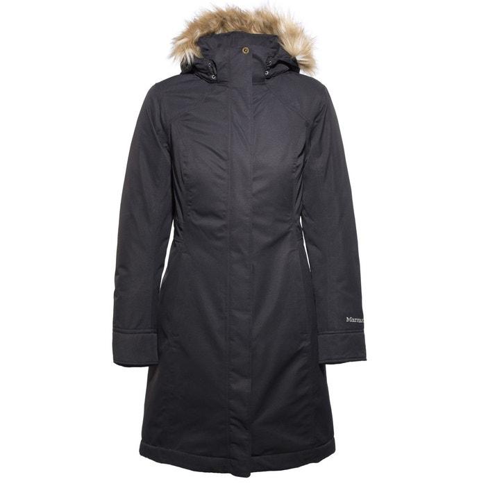 Chelsea doudoune femme noir noir Marmot   La Redoute