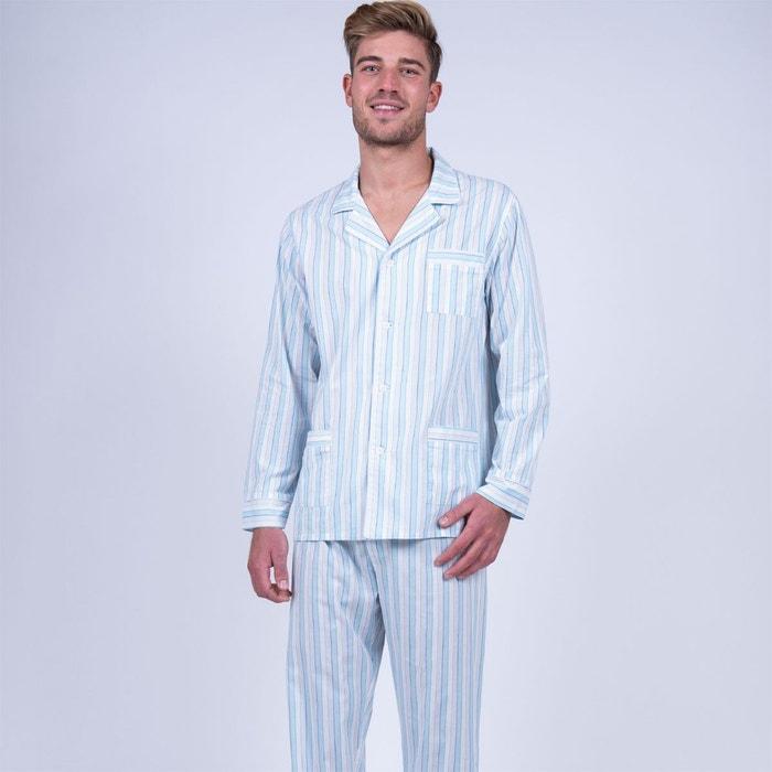 Eminence Rayures Ensemble de Pyjama Homme