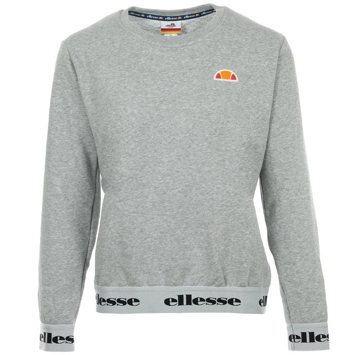 Sweat wn's col rond 2 gris Ellesse | La Redoute