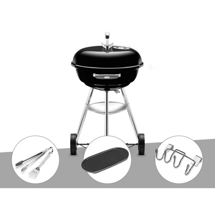 Barbecue weber compact kettle 47 cm Weber | La Redoute