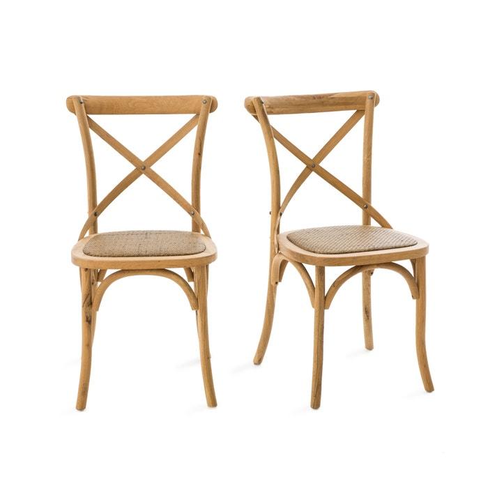 Confezione da 2 sedie, humphrey Am.Pm | La Redoute