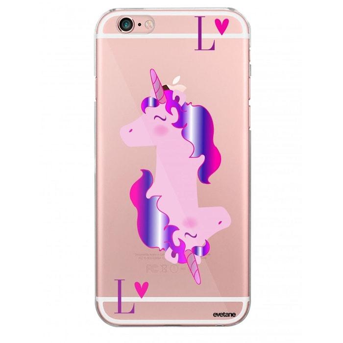 coque iphone 6 silicone carte