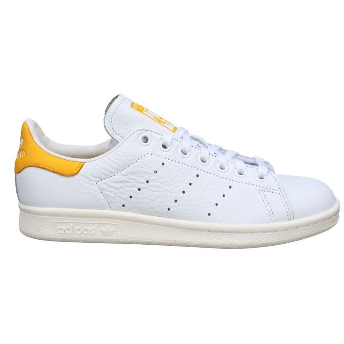 adidas stan smith jaune femme