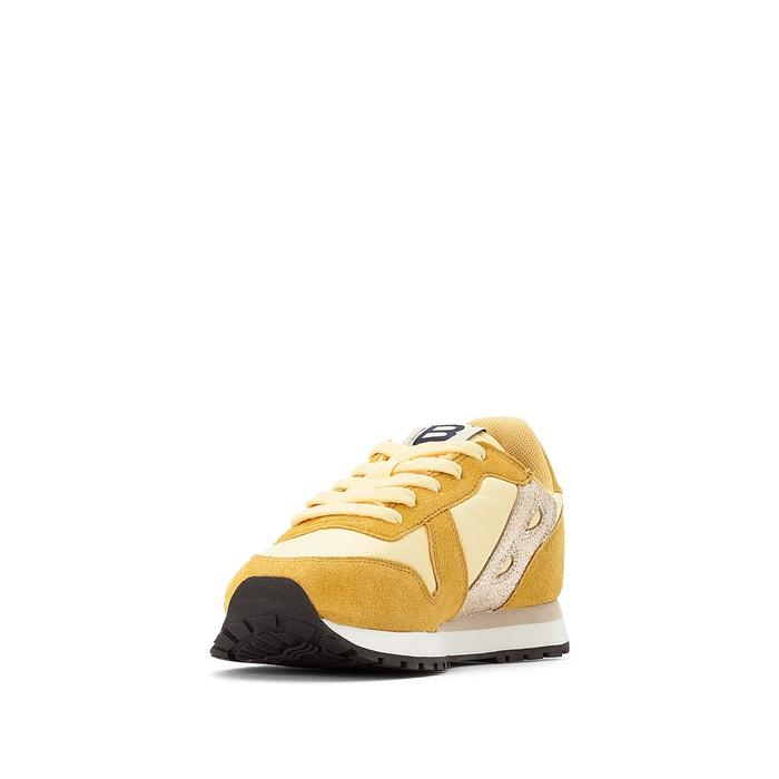 comparer les prix En liquidation chaussures décontractées Running shoes , yellow, Bensimon   La Redoute