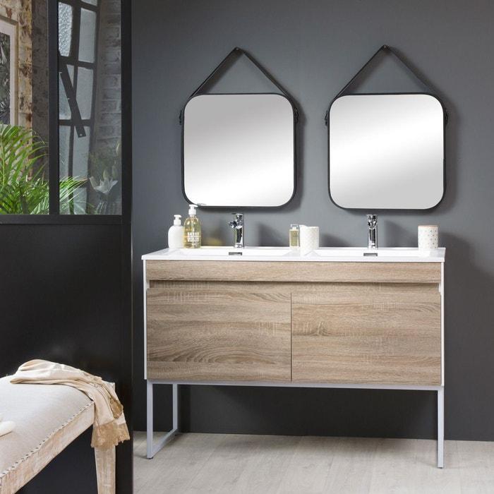 Meuble salle de bain industriel blanc | mg06meub Made In ...