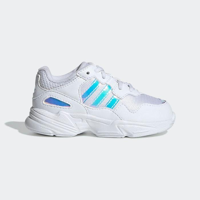 Baskets yung-96 blanc Adidas Originals | La Redoute