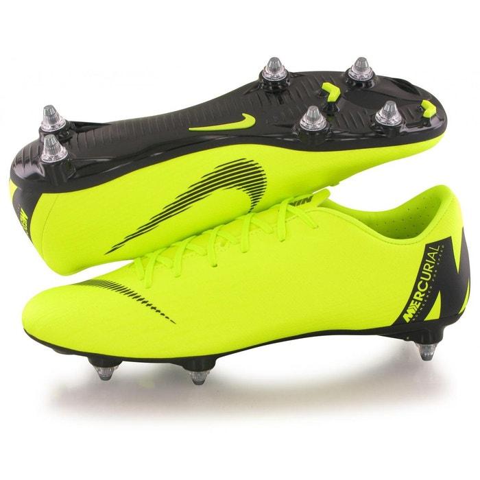 best supplier arrives footwear Chaussures vapor 12 academy sg pro jaune-noir Nike | La Redoute