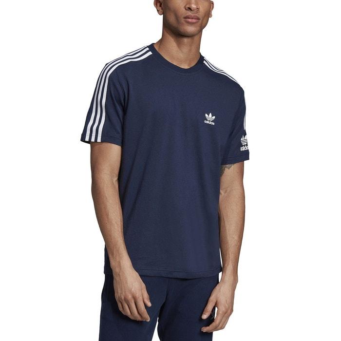 T shirt lock up bleu marine Adidas Originals | La Redoute