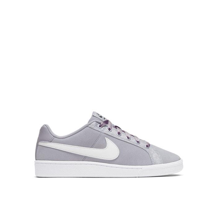 Sapatilhas court royale premium cinzento Nike   La Redoute