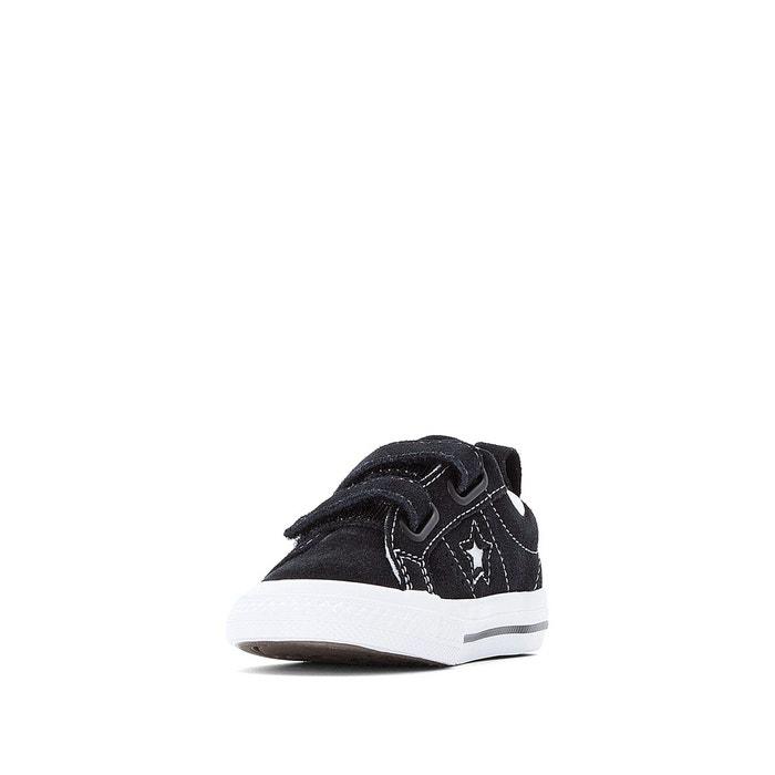 Baskets basses one star 2v suede noir Converse | La Redoute