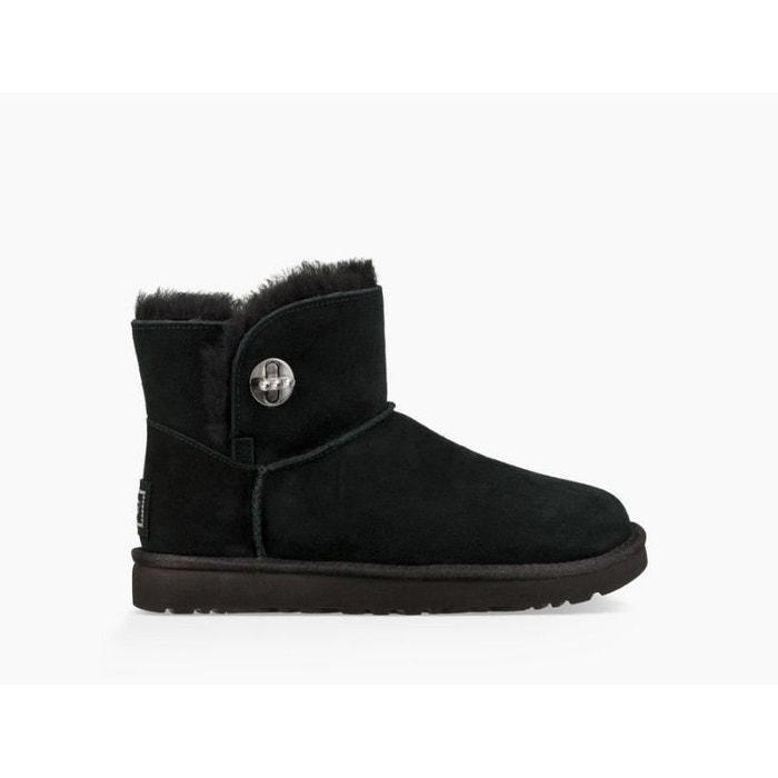 Boots et bottinesnubuk noir Ugg | La Redoute