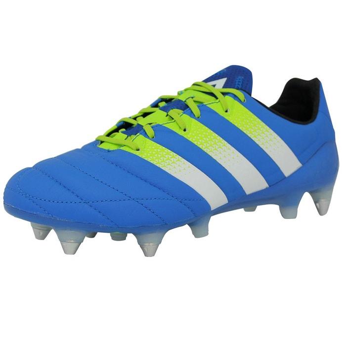 Chaussures de football homme adidas ACE 16.1 SG Bleu