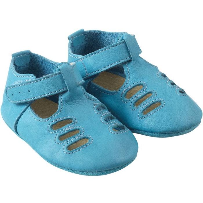 grossiste 2fb07 e61be Chaussures bébé cuir souple tibilly Tichoups   La Redoute