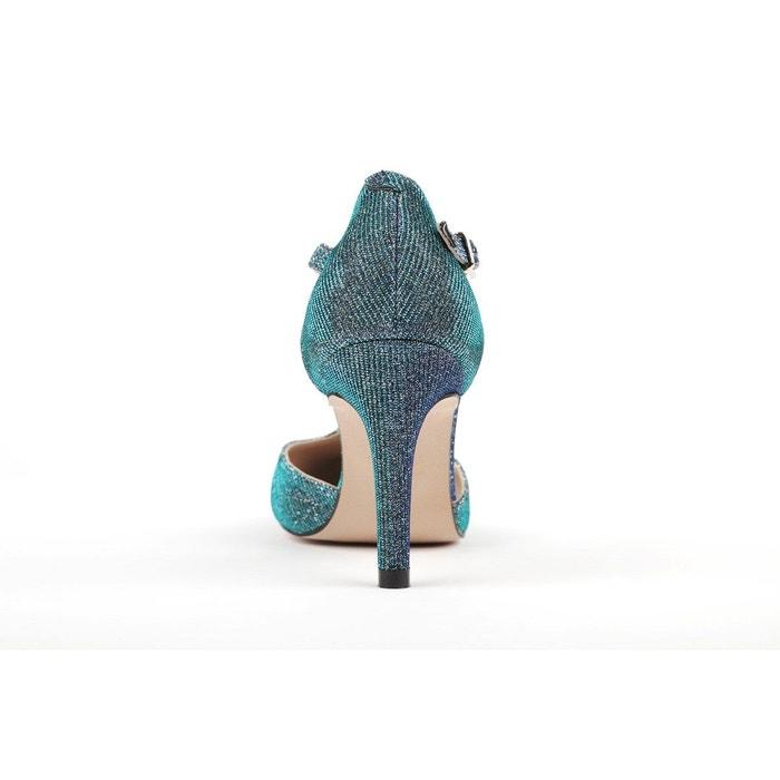 Escarpins salomé femme à paillettes tina chaussures