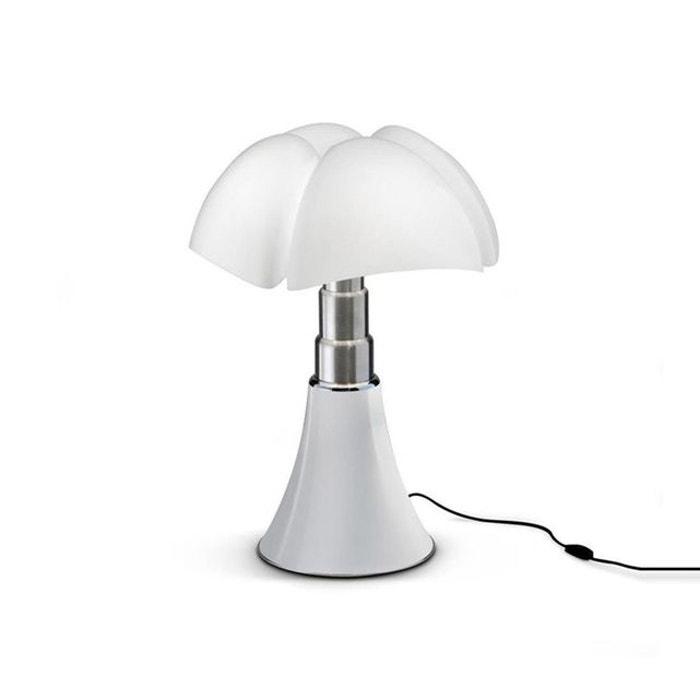 Led Mini Blanc Lampe Martinelli Luce Pipistrello H35cm Yvgf7yb6