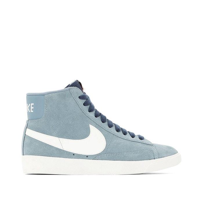 pick up best place good looking Baskets blazer mid vintage suede gris Nike   La Redoute