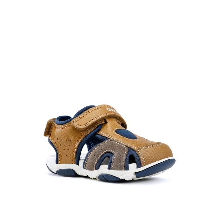 großer Rabatt am besten billig heißer Verkauf online B agasim boy sandals , camel/navy, Geox   La Redoute