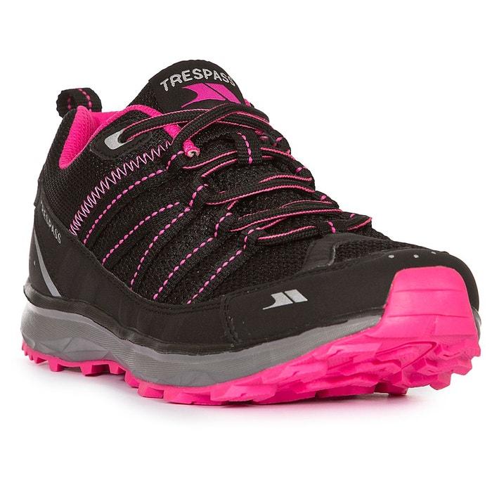 prix d'usine bonne texture réputation fiable Triathlon - chaussures de running fitness femme noir ...
