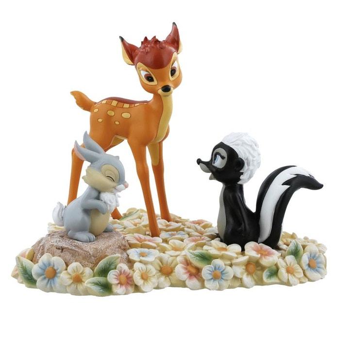 Miroir sur Pied Bambi Taille Unique