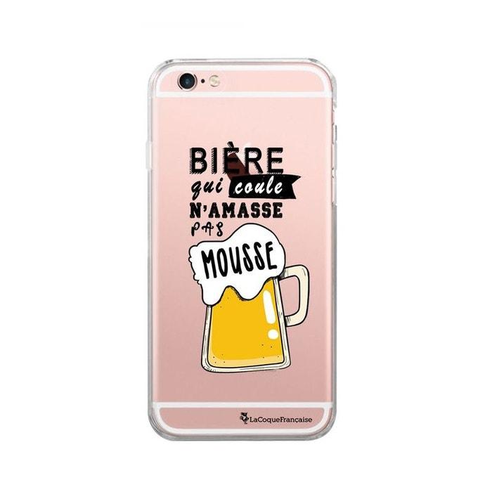 coque biere iphone 6 plus