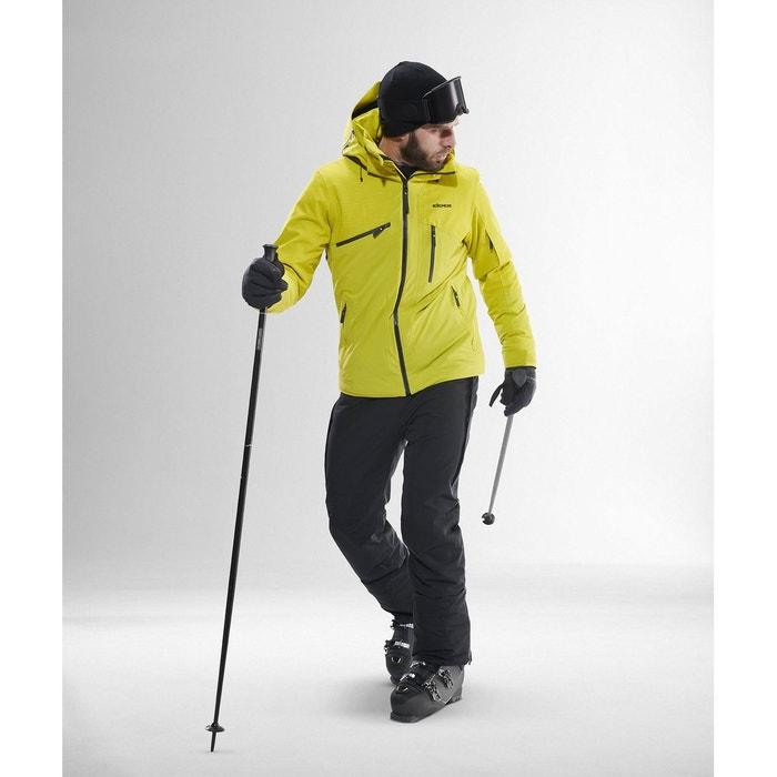 Veste De Ski Eider Camber 3.0 Vert Homme Livraison Gratuite !