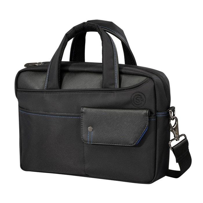 2 couleurs disponible Sac besace porte ordinateur portable tablette pc en cuir