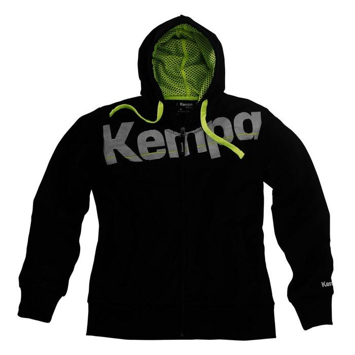 Sweat à capuche core Kempa | La Redoute