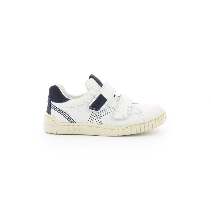 Sneakers basse cuir enfant winop Kickers | La Redoute