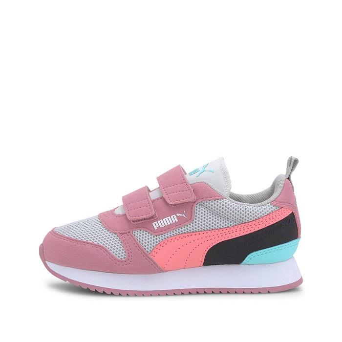 Chaussure de Piste dathl/étisme Mixte Enfant PUMA R78 V PS