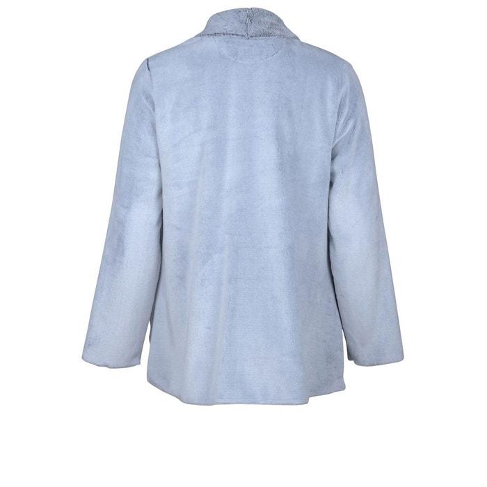 Homewear Essentiel Veste Fourrure 773 Drapée En nPO8kw0