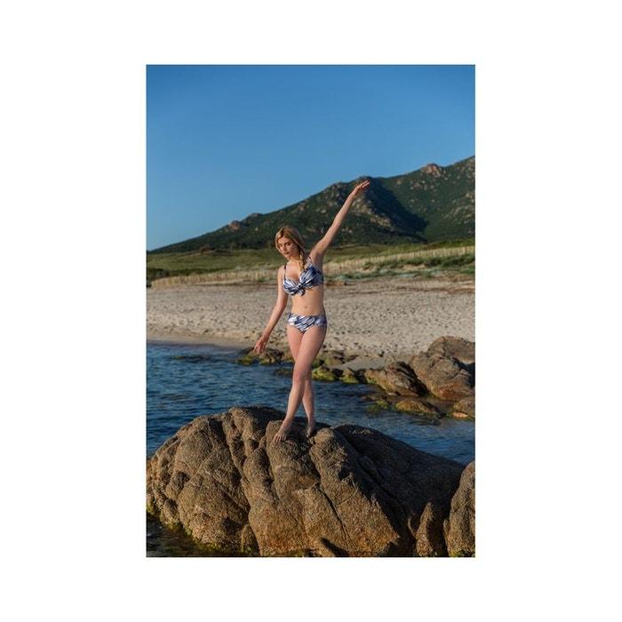 Haut de Maillot Femme Esprit Rocky Beach Push Up