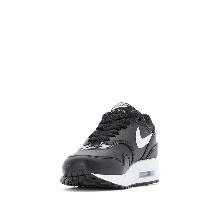 Sneakers in leer air max 1 zwart Nike | La Redoute