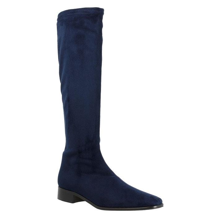 meilleure vente chaussures de sport vraie qualité Bottes stretch bisa 342 noir Elizabeth Stuart   La Redoute