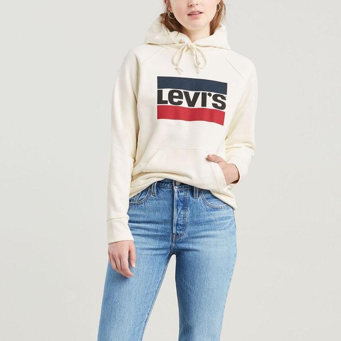 Sweat sportswear graphic sport hoodie Levi's | La Redoute