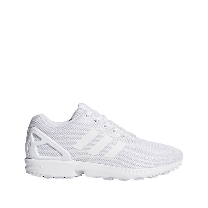aquí visitar Comercio  Zx flux trainers , white, Adidas Originals | La Redoute