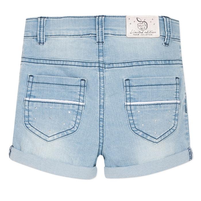 3 pommes Baby-M/ädchen Shorts
