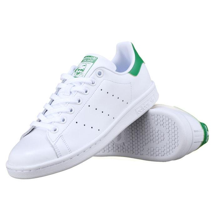 Basket adidas stan smith b24105 blanc/vert blanc Adidas | La ...