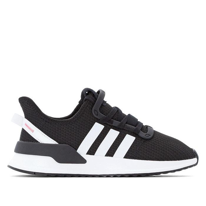 U path run trainers , black, Adidas