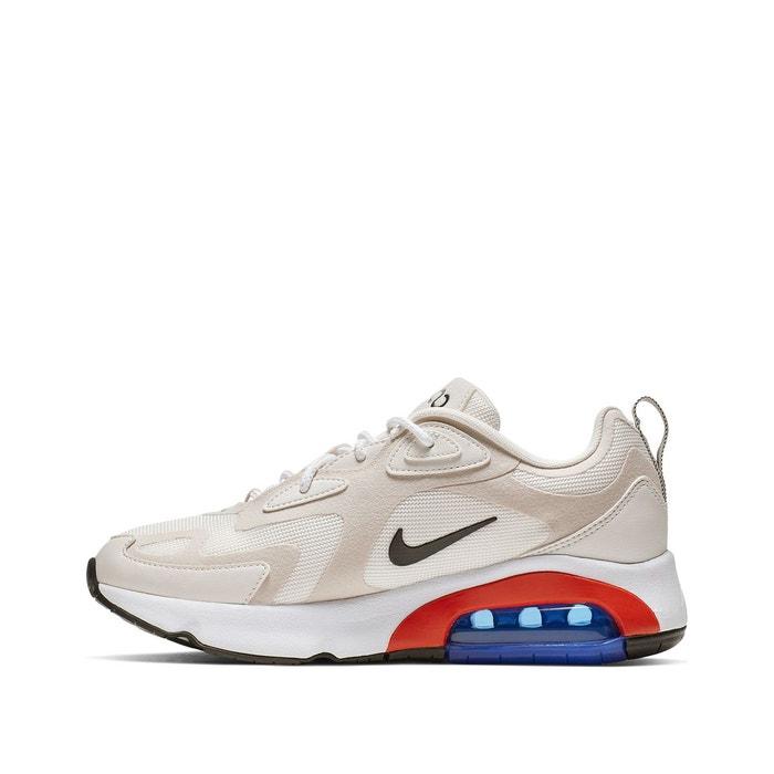 Baskets air max 200 ecrublanc Nike | La Redoute